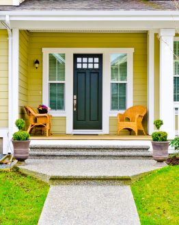 Update Your Front Door - The Smartest Way For Sellers To Add Value To A Home And Attract Buyers
