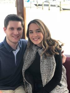 Tyler Gassan and Tina S.