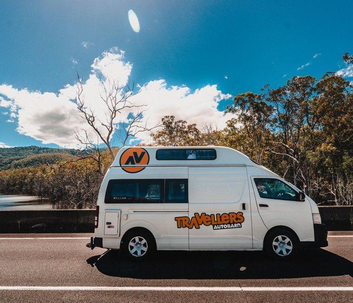澳洲自駕公路旅行0元露營車,還有油錢補貼?!