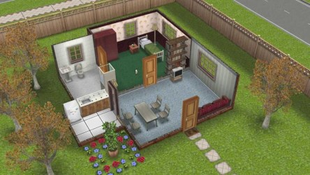 sims freeplay townhouse furnished guide part houses games basic