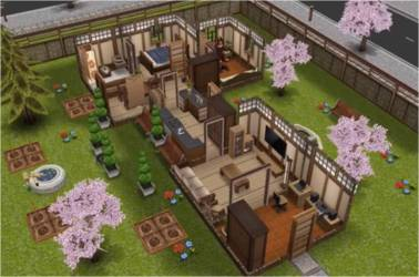 sims freeplay japanese houses retreat story guide layout