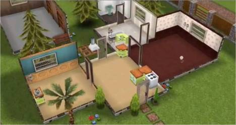 sims freeplay three guide story houses dream templates