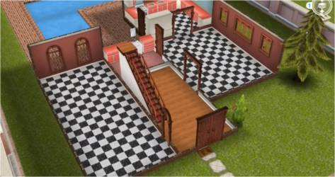 sims story freeplay three plans houses floor templates guide play mediterranean marylyonarts ground caribbean pets luxury without thegirlwhogames