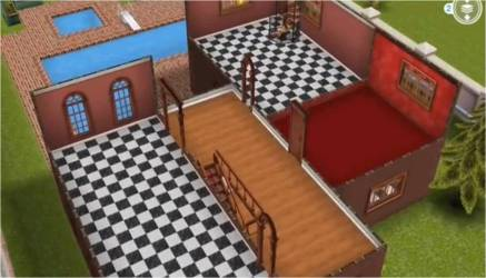 sims freeplay three story templates guide houses 2nd