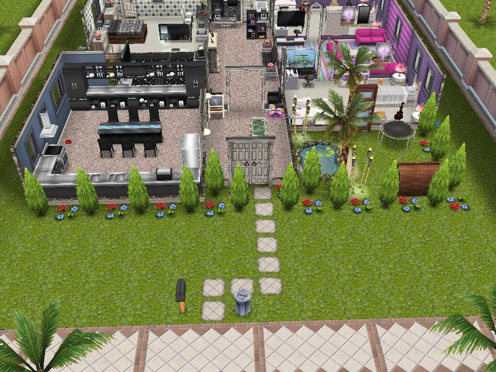 Sims Freeplay Designer House Pictures – House Design Ideas