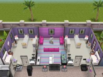 sims freeplay twins rooms living winners competition games area