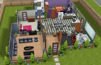 sims freeplay houses mansion plans play guide mansions outdoor building
