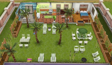 sims freeplay houses beach five prize escape guide beachside ocean quest residence ones premium