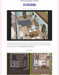 The Sims Freeplay My House Designs The Girl Who Games