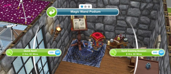 the sims freeplay hobbies