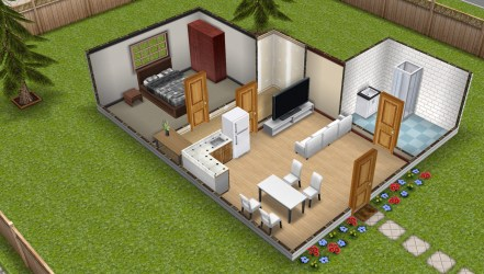 The Sims Freeplay House Guide Part One The Girl Who Games