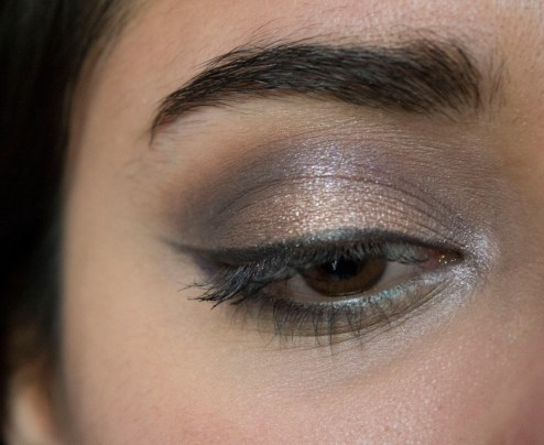 half closed eye i heart makeup