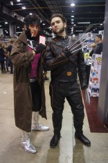 Gambit and Wolverine