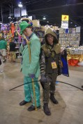 The Riddler and Arrow