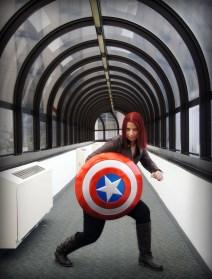 Undercover Natasha Romanoff