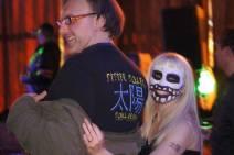 Brett Koppen rocking my 1998 Sister Soleil Soularium t-shirt.