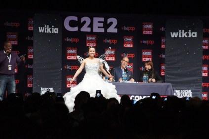 Cosplay Championships - Wedding Dress Katniss Everdeen