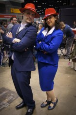 Mr. and Ms. Peggy Carter