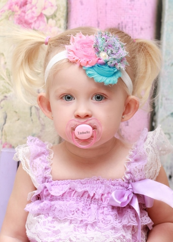 personalized toddler pacifiers