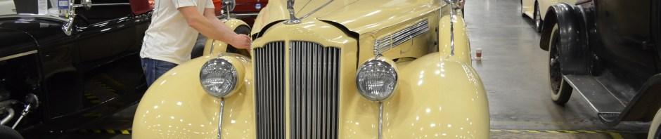 1938 Packard Convertible