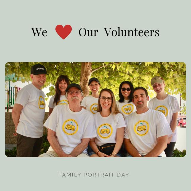 FAMILY PORTRAIT DAY • JUNE 29, 2019