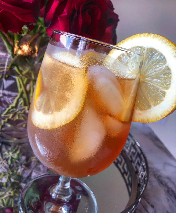 Hennessy Arnold Palmer Cocktail