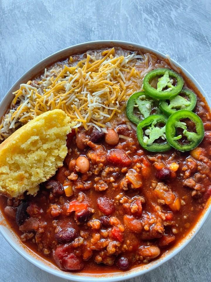 BBQ Chipotle Chili