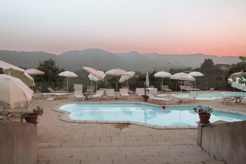 tramonto monferrato resort