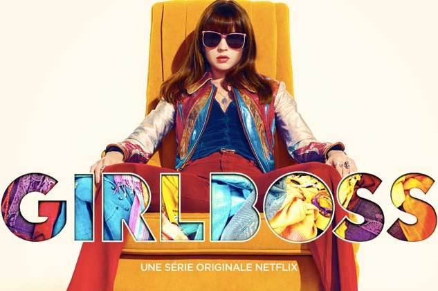 girl boss serie tv donne