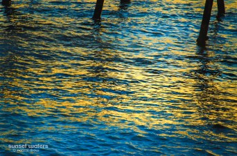 Sunset Waters