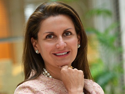Voice of Experience- Sheila Patel, CEO of International Goldman Sachs Asset Management
