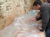 Luke Jerram discusses glass figure