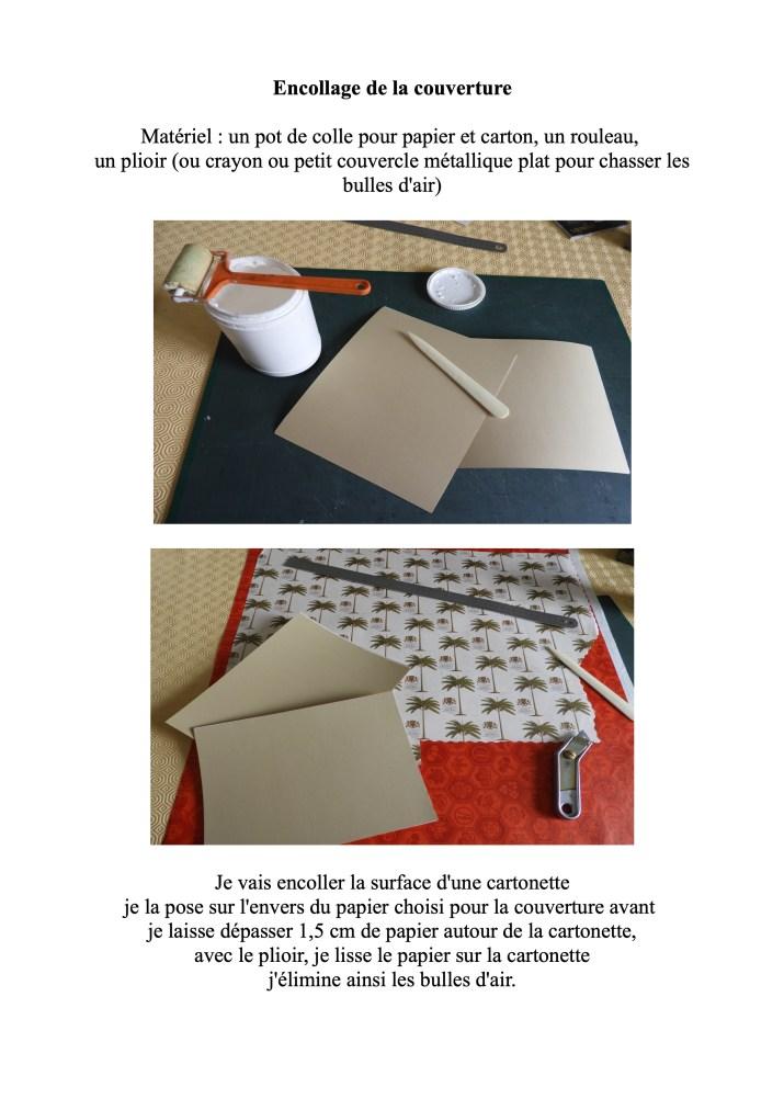 Carnet fabrication page 4