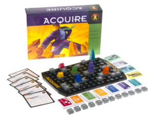 Acquire Avalon Hill 1999 edition