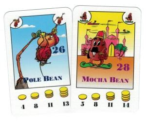 Bohnanza: Pirates - new beans