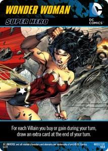 DC Comics Deck-building Game - Wonder Woman Super Hero