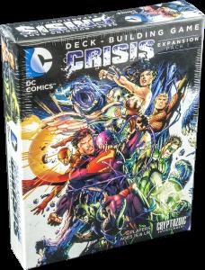 DC Comics Deck-building Game: Crisis Expansion