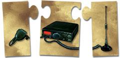 Dead Panic radio pieces