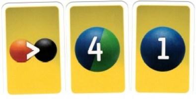 Dimension quantity rule cards