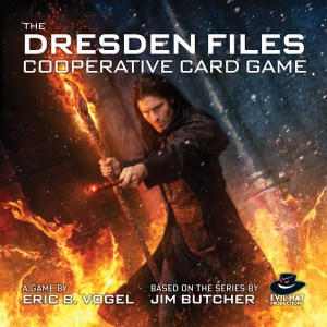 Dresden Files Cooperative Card Game