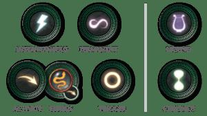 Elysium - Activation Symbols