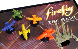 Firefly: The Game ships