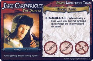 Last Night On Earth: Jake Cartwright The Drifter