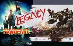 Pandemic/Risk: Legacy Mashup