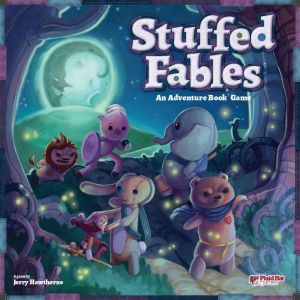 Stuffed Fables: An Adventure Book Game