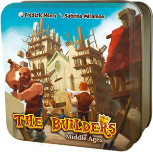 The Builders: Middle Ages card game
