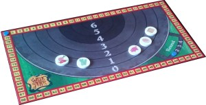 Wok Star game board