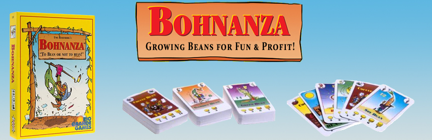 Bohnanza - Growing Beans for Fun & Profit