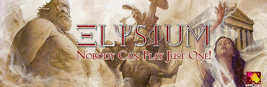 Elysium - Nobody Can Play Just One!