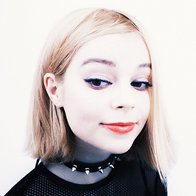Brittany Alexandria Sheets, known professionally as Mars Argo Promotional image The Glitter and Gold